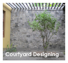 Landscape designer sri lanka garden for Courtyard designs in sri lanka